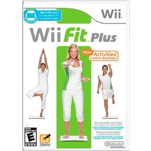 Wii Fit Plus Seminovo – Wii