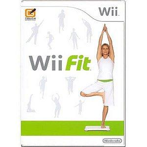 Wii Fit Seminovo – Wii
