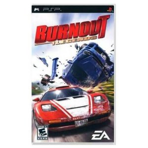 Burnout Legends Seminovo – PSP