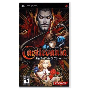 Castlevania The Dracula X Chronicles Seminovo – PSP