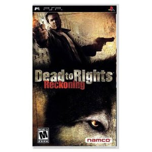 Dead to Rights Reckoning Seminovo – PSP