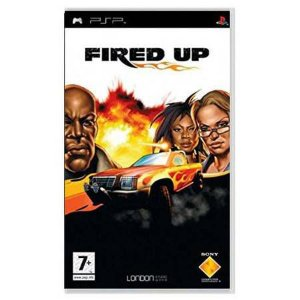 Fired Up Seminovo – PSP