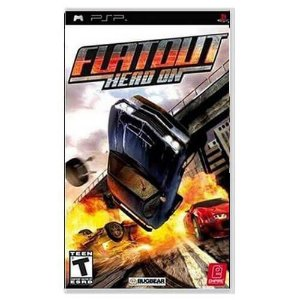 Flatout Head On Seminovo – PSP