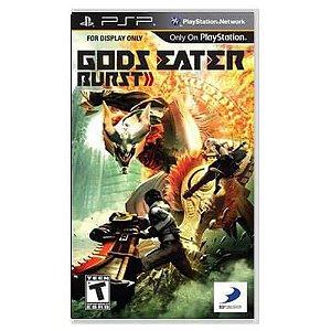 Gods Eater Burst Seminovo – PSP
