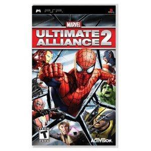 Marvel Ultimate Alliance 2 Seminovo – PSP