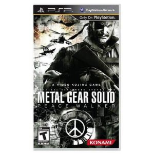 Metal Gear Solid Peace Walker Seminovo – PSP