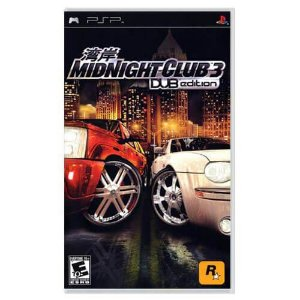 Midnight Club 3 Dub Edition Seminovo – PSP