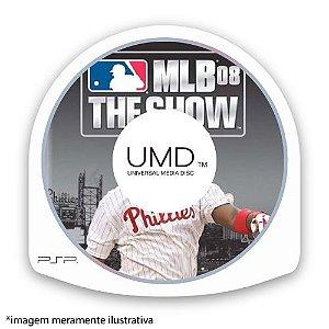 MLB 08 The Show (SEM CAPA) Seminovo – PSP