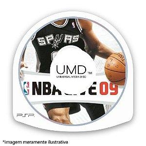 NBA Live 09 (SEM CAPA) Seminovo – PSP