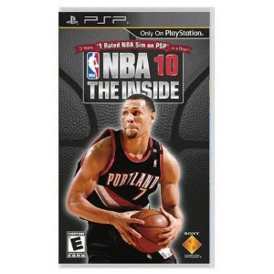 NBA The Inside 10 Seminovo – PSP