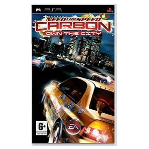 Need For Speed Own The City Seminovo – PSP