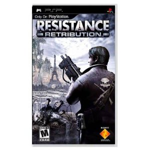 Resistance Retribution Seminovo – PSP