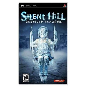 Silent Hill Shattered Memories Seminovo – PSP