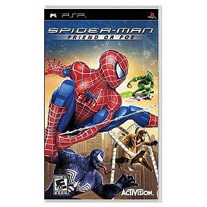 Spider-Man Friend Or Foe UMD Seminovo – PSP