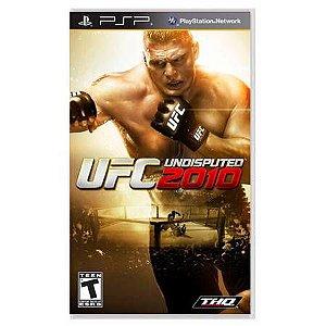 UFC Undisputed 2010 Seminovo – PSP