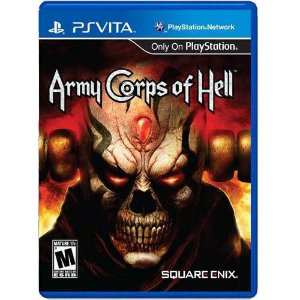 Army Corps Of Hell Seminovo – PS VITA