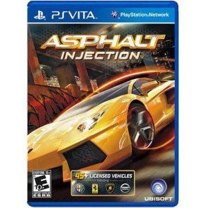 Asphalt Injection Seminovo – PS VITA
