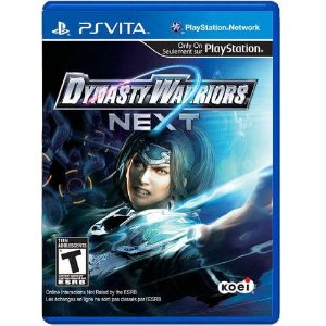 Dynasty Warriors Next Seminovo – PS VITA
