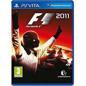 Formula 1 F1 2011 Seminovo – PS VITA