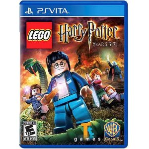 Lego Harry-Potter Years 5-7 Seminovo – PS VITA