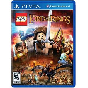 Lego The Lord Of The Rings Seminovo – PS VITA