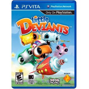 Little Deviants Seminovo – PS VITA