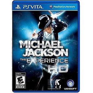 Michael Jackson The Experience HD Seminovo – PS VITA