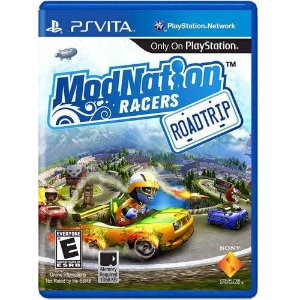 Modnation Racers Roadtrip Seminovo – PS VITA