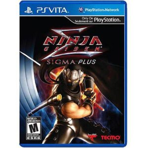 Ninja Gaiden Sigma Plus Seminovo – PS VITA
