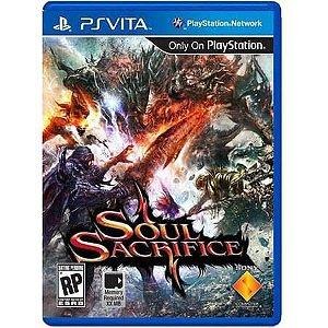 Soul Sacrifice Seminovo – PS VITA
