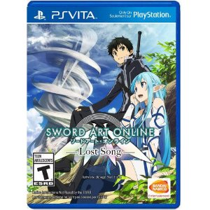 Sword Art Online Lost Song Seminovo – PS VITA
