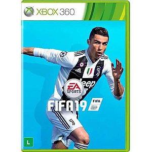 FIFA 19 Edição Standard – Xbox 360