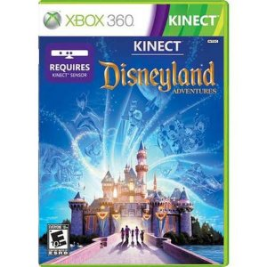 Kinect Disneyland Adventure Xbox 360