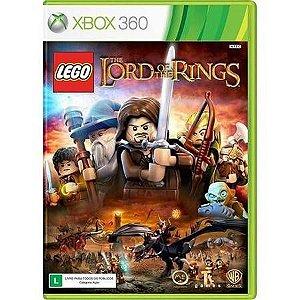 Lego Senhor dos Aneis – Xbox 360
