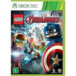 Lego Vingadores Seminovo – Xbox 360