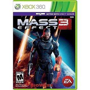 Mass Effect 3 – Xbox 360