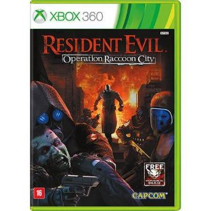Resident Evil: Operation Raccoon City – Xbox 360
