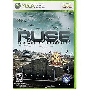 RUSE – Xbox 360