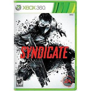 Syndicate – Xbox360