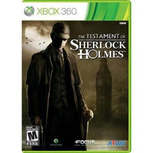 The Testament Of Sherlock Holmes – Xbox 360