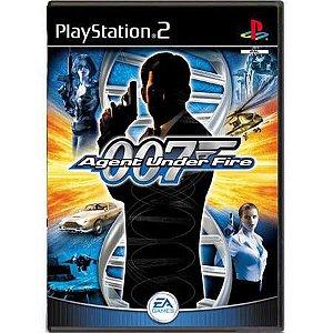 007 Agent Under Fire Seminovo – PS2