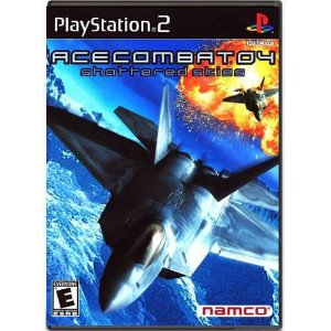 Ace Combat 04 Shattered Skies Seminovo – PS2