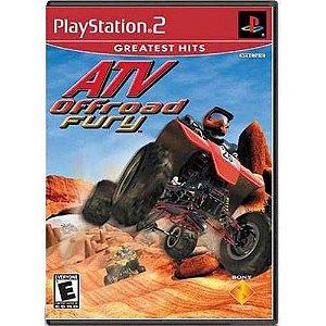 ATV Off Road Fury Semi-Novo – PS2