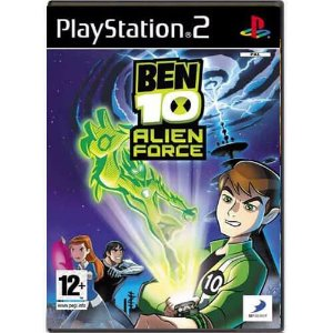 Ben 10 Alien Force Seminovo – PS2