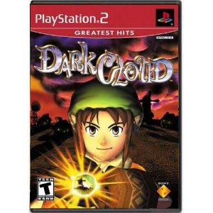 Dark Cloud Seminovo – PS2
