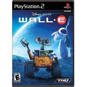 Disney Pixar Wall E Seminovo – PS2