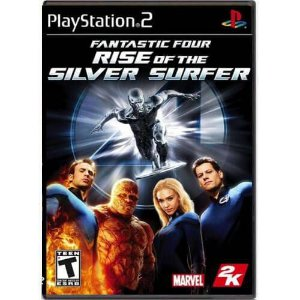 Fantastic Four Rise of The Silver Surfer Seminovo – PS2