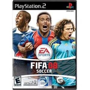 FIFA Soccer 08 Seminovo – PS2