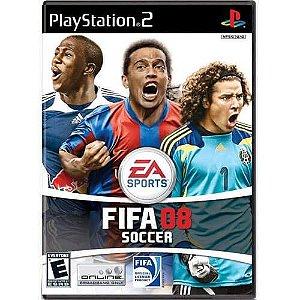 FIFA Soccer 08 Seminovo – PS2