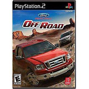 Ford Racing Off Road Seminovo – PS2